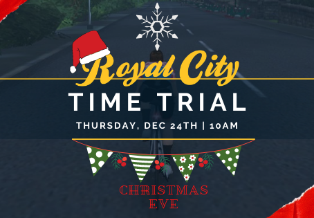 Christmas Eve Time Trial