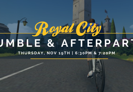 Royal City Rumble & Afterparty