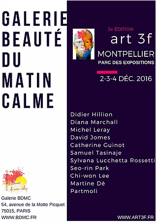 BDMC@ART3F Montpellier