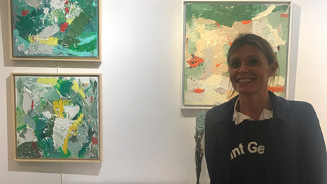Exposition collective De Voc ; Zet Michell ; Cécile Roucheux ; Silvana Lucchetta-Rossetti ; François