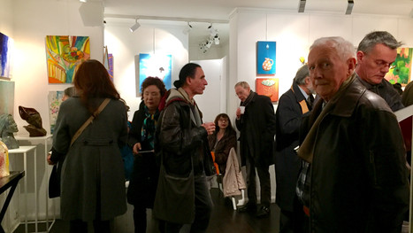 Exposition collective ''The End and The Beginning'' du 3 décembre