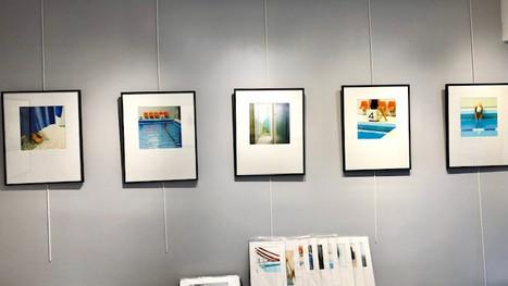 Vernissage de deux expositions solo