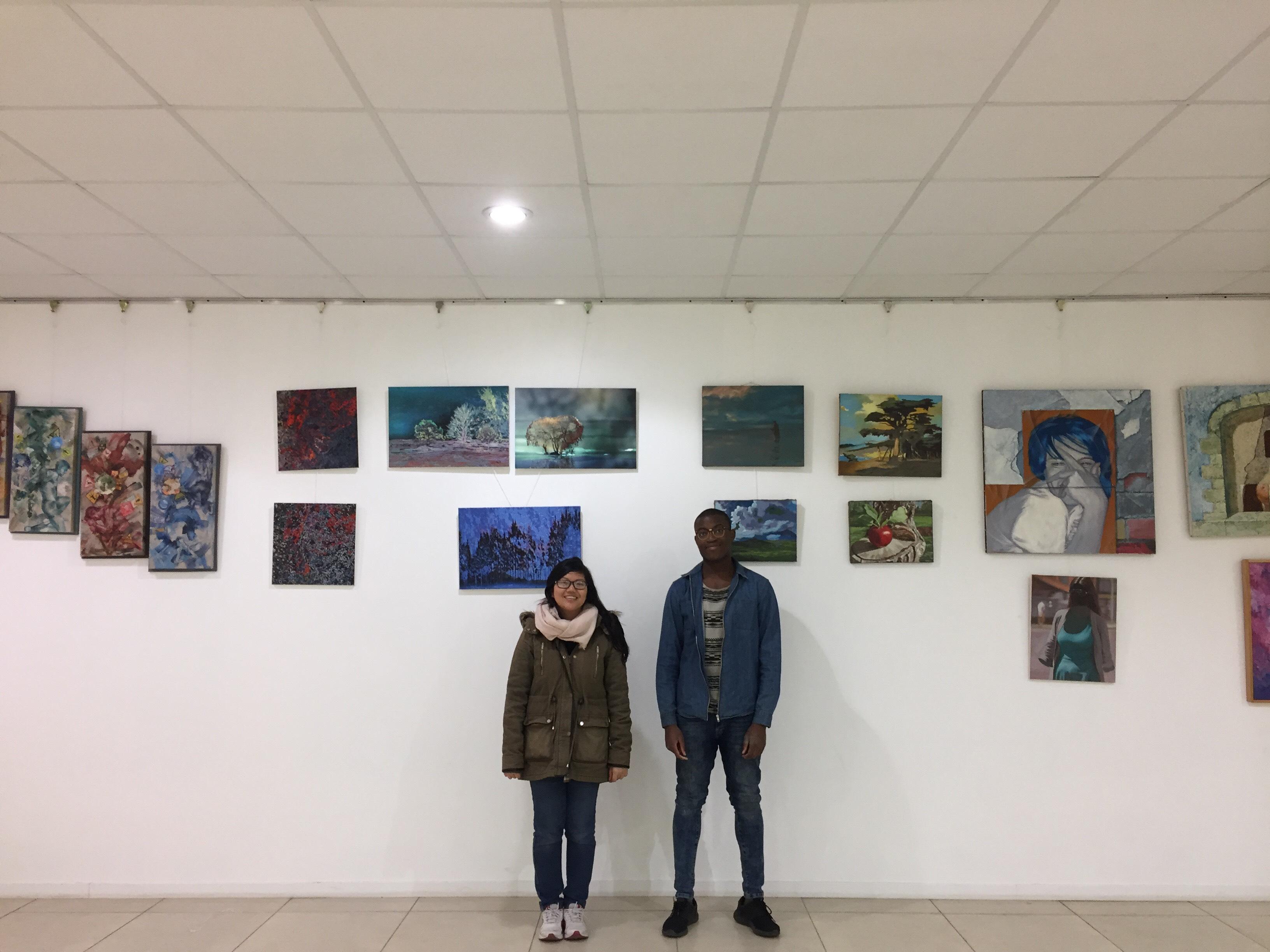 Salon d'art de printemps d'Aulnay