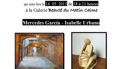 VERNISSAGE DE L'EXPOSITION COLLECTIVE DU 14 MAI