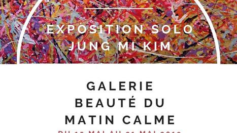 Exposition de Jung Mi Kim