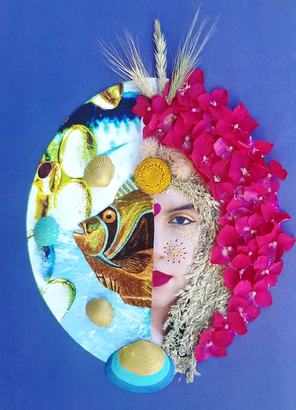 Flowershells by Jeanne Glorian Copyrights.j