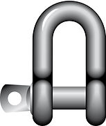 Page 71 - Stainless Steel Dee Shackle Wi