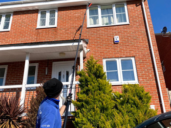 What Is Reach And Wash Window Cleaning?