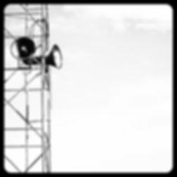 vintage horn speaker for public relation