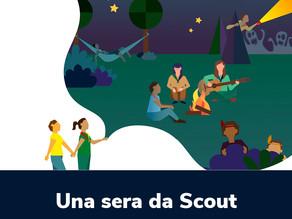 Una sera da scout