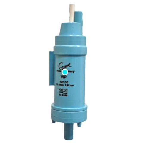 Bomba Agua Reforzadora flujo en linea COMET