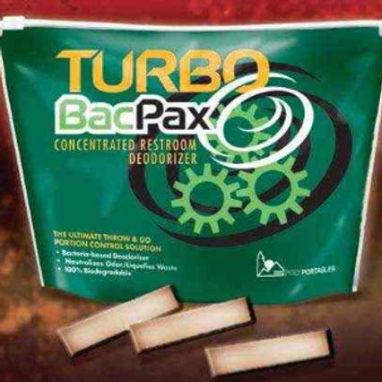 TURBO BACTERIA BASADA EN DRIPAX  U.S.A.