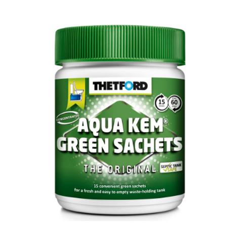 Aqua Kem Orgánico Thetford Sachets