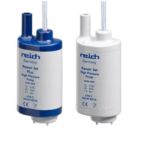 Bomba agua de inmersión de alta presión marca REICH
