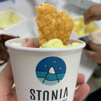Brasília: O gelato muda tudo   Ice cream changes everything