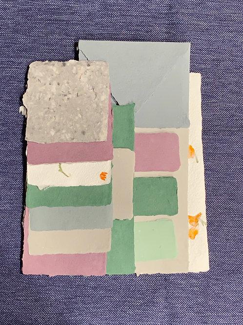 Cool Tones Paper Set - Large