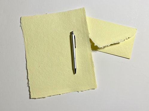 Letter Stationary Set