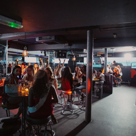 Voodoo Events and Ten Bar Underground: Remixing student nightlife for 2020