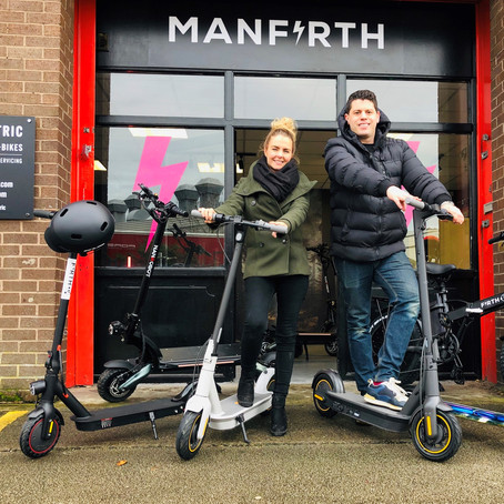 The North's largest E-scooter and E-bike showroom to open in Leeds