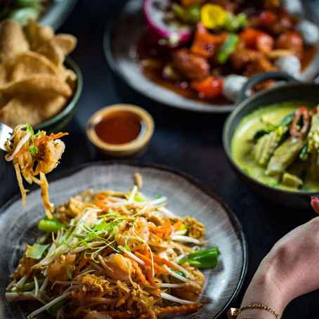 Chaophraya offers new takeout menu, ideal for Tier 3 treats