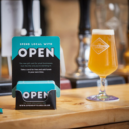 Leeds Entrepreneurs launch OPEN Gift Card to help boost independent businesses