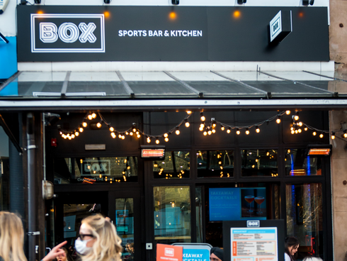 BOX: Game-changing sports bar set to bring Bottomless Brunch and live music to Chapel Allerton
