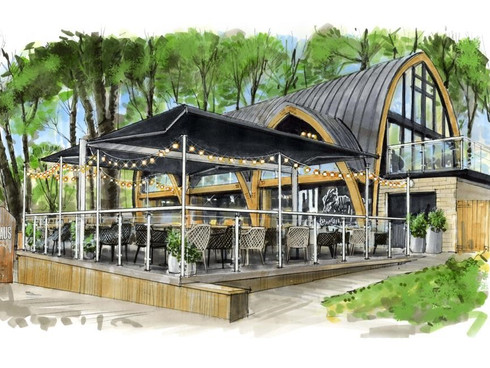 Oakwood alfresco: Chophaus raises the steaks with award winning chef and new all-weather terrace.
