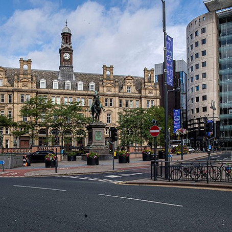 Competition launched for the redevelopment of Leeds City Square