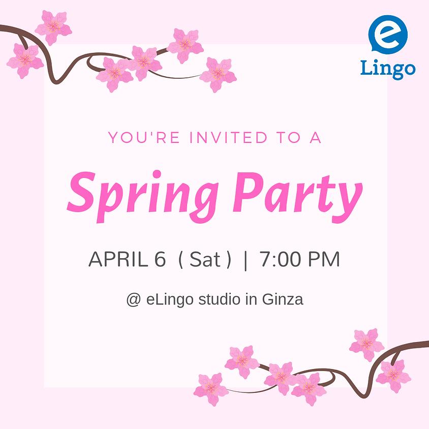eLingo Spring Party