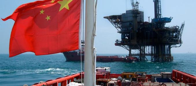 Reserva com 1 bilhão de toneladas de petróleo descoberta na china