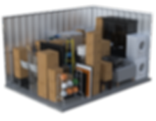 Domestic and commercial storage available