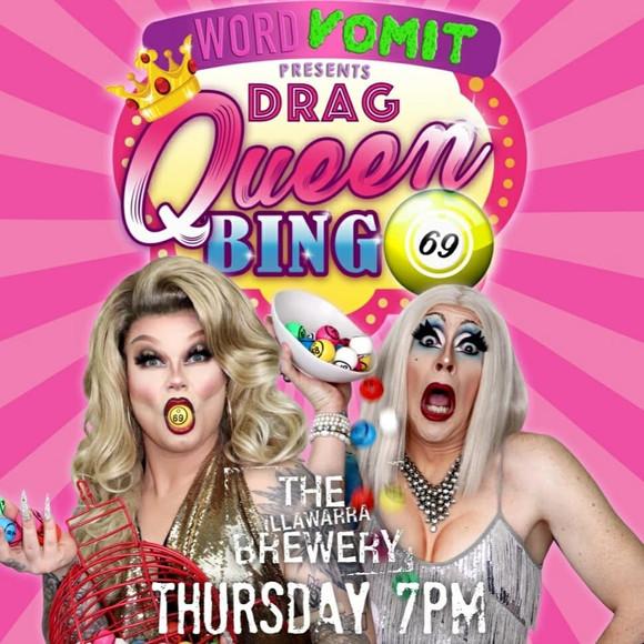 Thursday Night - Drag Queen Bingo