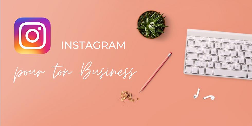 *CLUB* Masterclasse - Instagram pour ton Business !