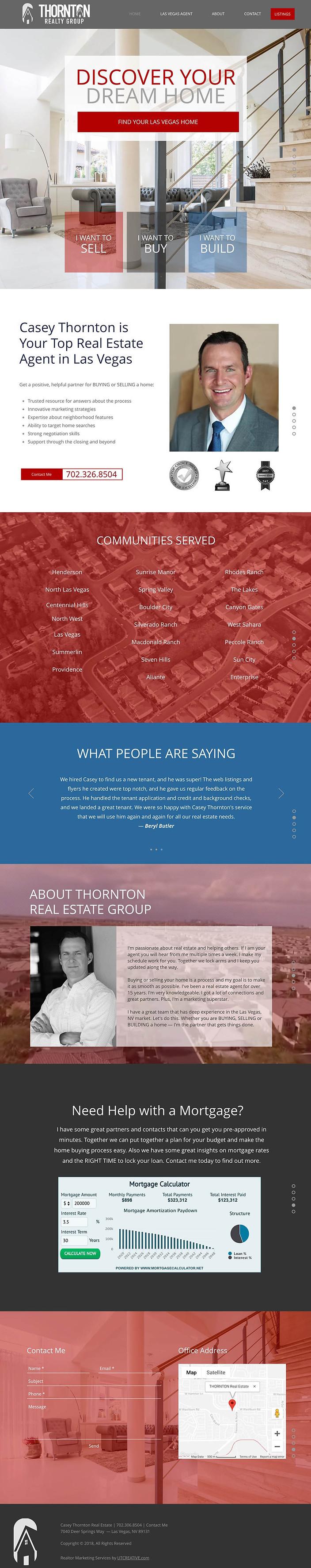 Real Estate Mockup