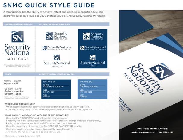 Style Guide _ UTCREATIVE