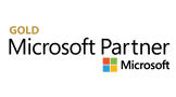 Microsoft Partner Logo Black and Gold.pn