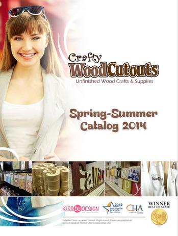 Crafty Wood Cutouts Design