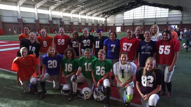 UTAH Girls Football League Team