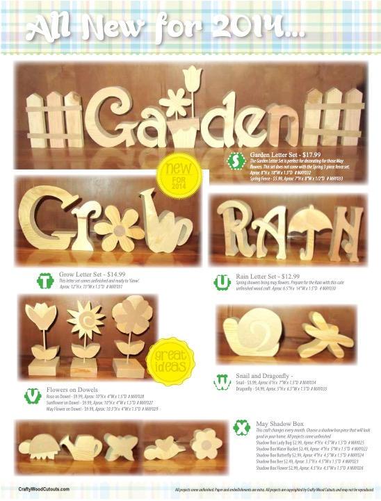 Wood Craft Brochure