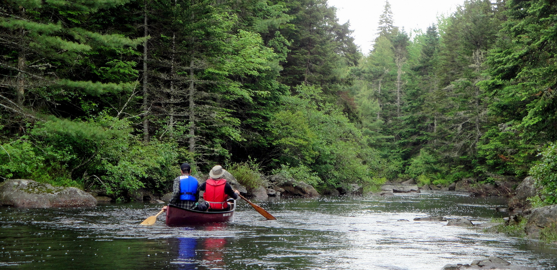 Canada-class canoe routes!