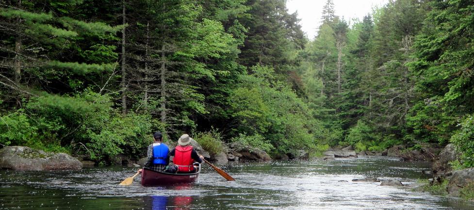 Canada-class canoe routes!