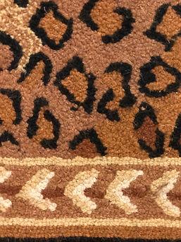 Animal print rug.HEIC