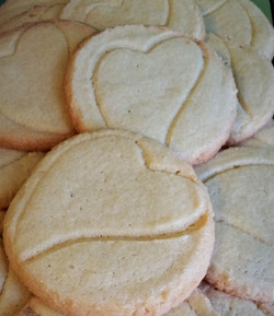 The Best Butter Cookie