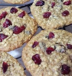 Oatmeal Raisin Cranberry