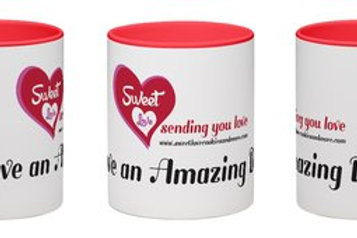 'Have an Amazing Day' Love Mug