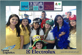 Foto Lembrança Eletrolux