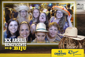 Foto Lembrança Festa Junina