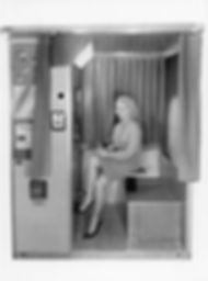 Cabine Fotográfica Antiga