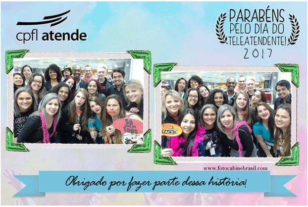 Foto Lembrança CPFL