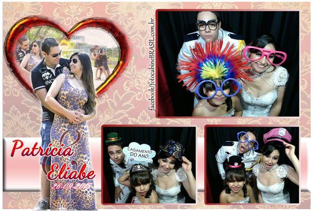 Foto Lembrança Casamento